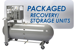 Packaged Recovery and Storage Units