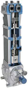 T-Style Compressors (Hazardous Gases)