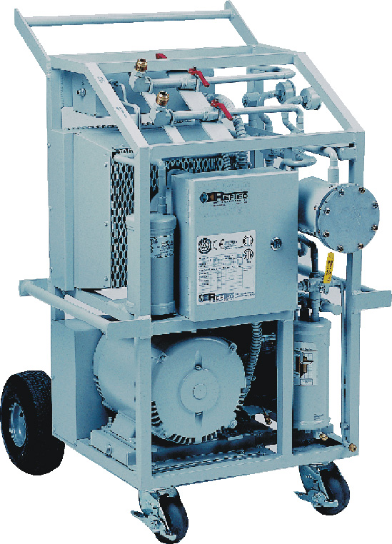 Evac Commercial HP Refrigerant Recovery Machine