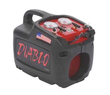 Diablo Residential Refrigerant Recovery Unit